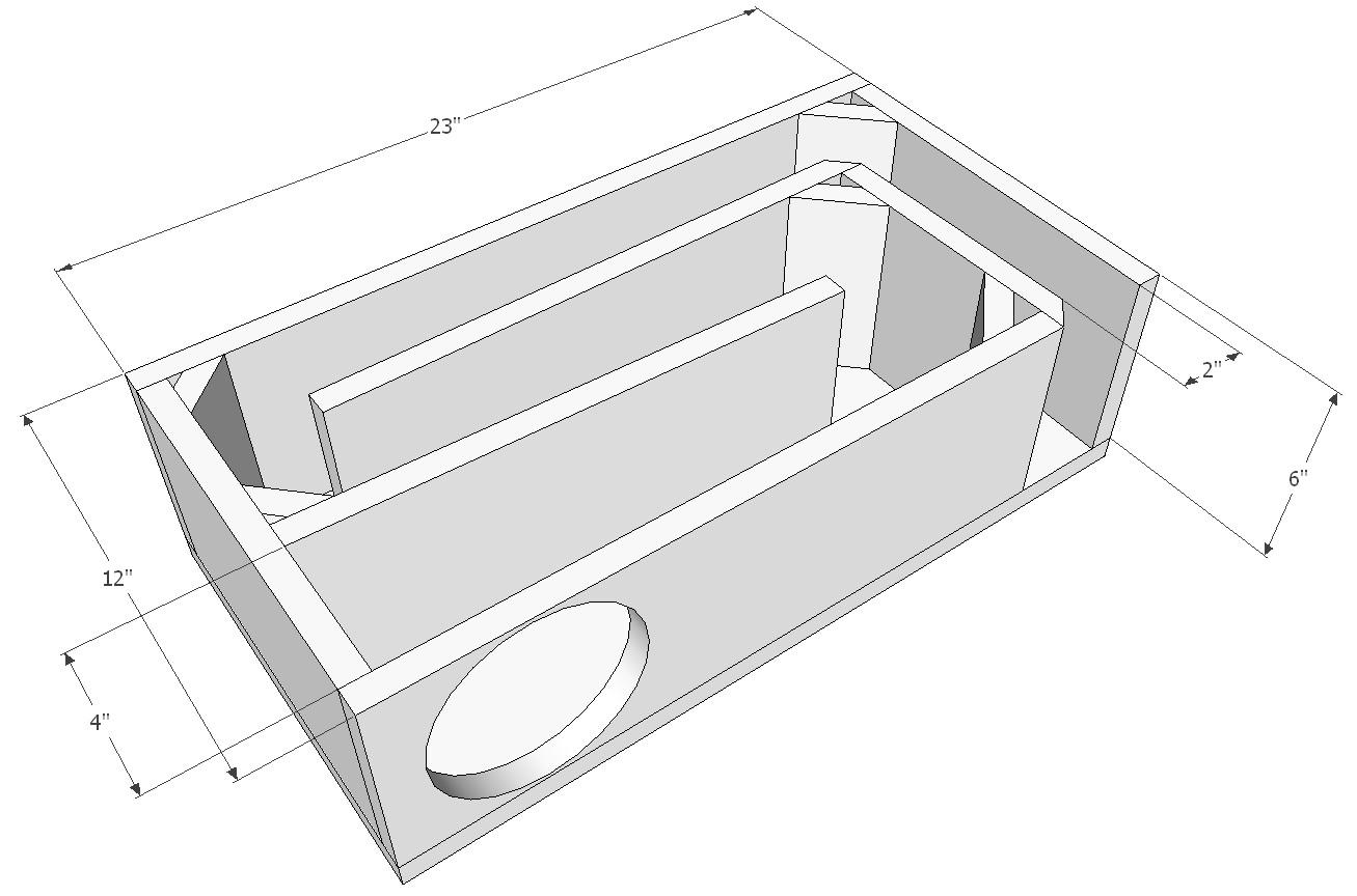 Home subwoofer design